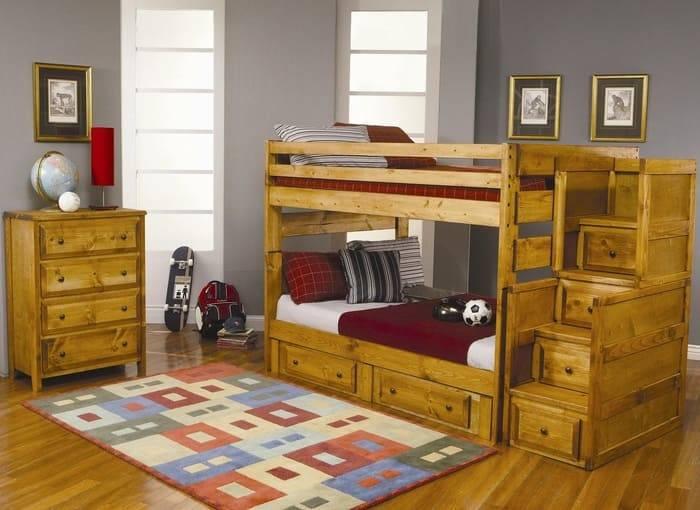 Детская модульная мебель - особенности применения и варианты размещения (105 фото)