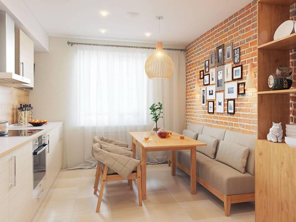 Как разместить диван на кухне   способы расположения кухонных диванов