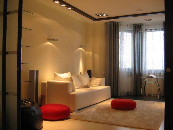 Дизайн маленькой спальни 12 кв. м: стилевые идеи и фото