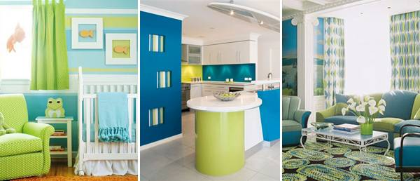 Зеленая кухня: стильные сочетания цветов в интерьере, современные шторы и обои