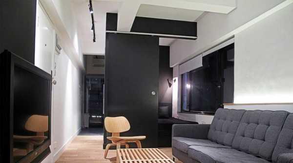 Дизайн квартиры 45 кв. м. [70+ фото], планировки 1,2-комнатных, студий