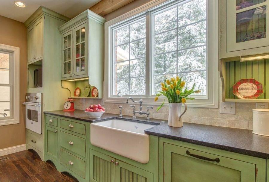 Дизайн маленькой кухни – 75 фото интерьеров, идеи, советы
