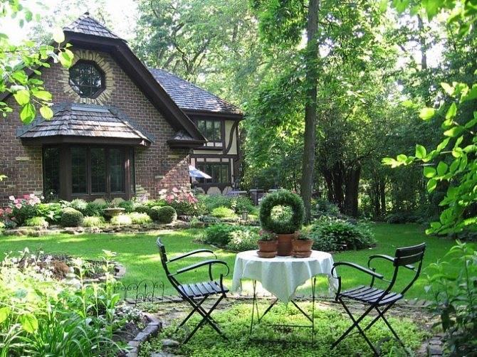 Как воссоздать английский романтический сад на своём участке: советы специалиста по ландшафтному дизайну
