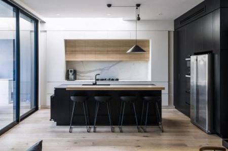 Кухня с полуостровом: 10 вариантов планировки и дизайна, 38 красивых идей в фото, правила обустройства