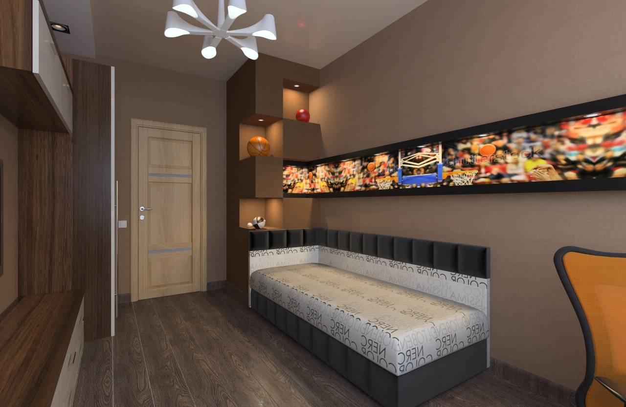 Дизайн маленькой спальни: 85 красивых идей (фото)