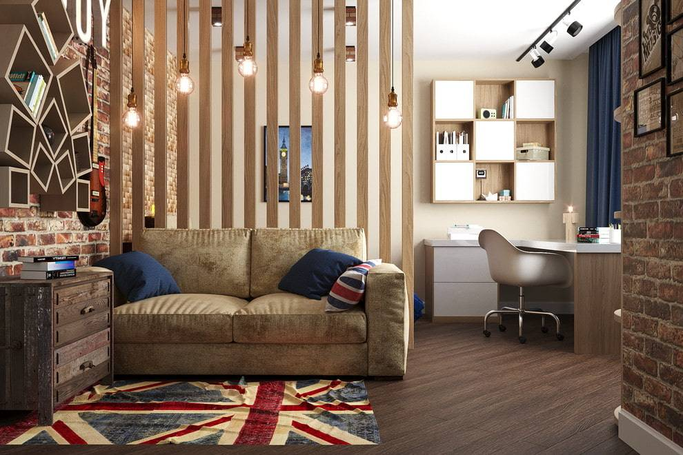 Дизайн детской комнаты – свежие идеи профессионального оформления (75 фото)