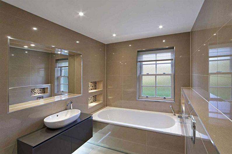 Дизайн ванны 5 кв. м с туалетом (62 фото): планировка совмещенного санузла со стиральной машиной и без, варианты интерьера