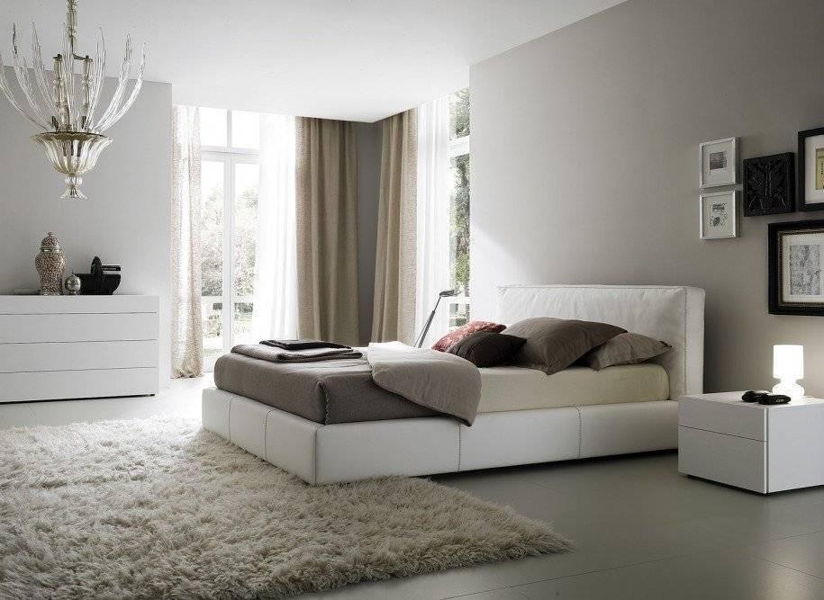 Основные черты стиля модерн для спальни, советы по созданию