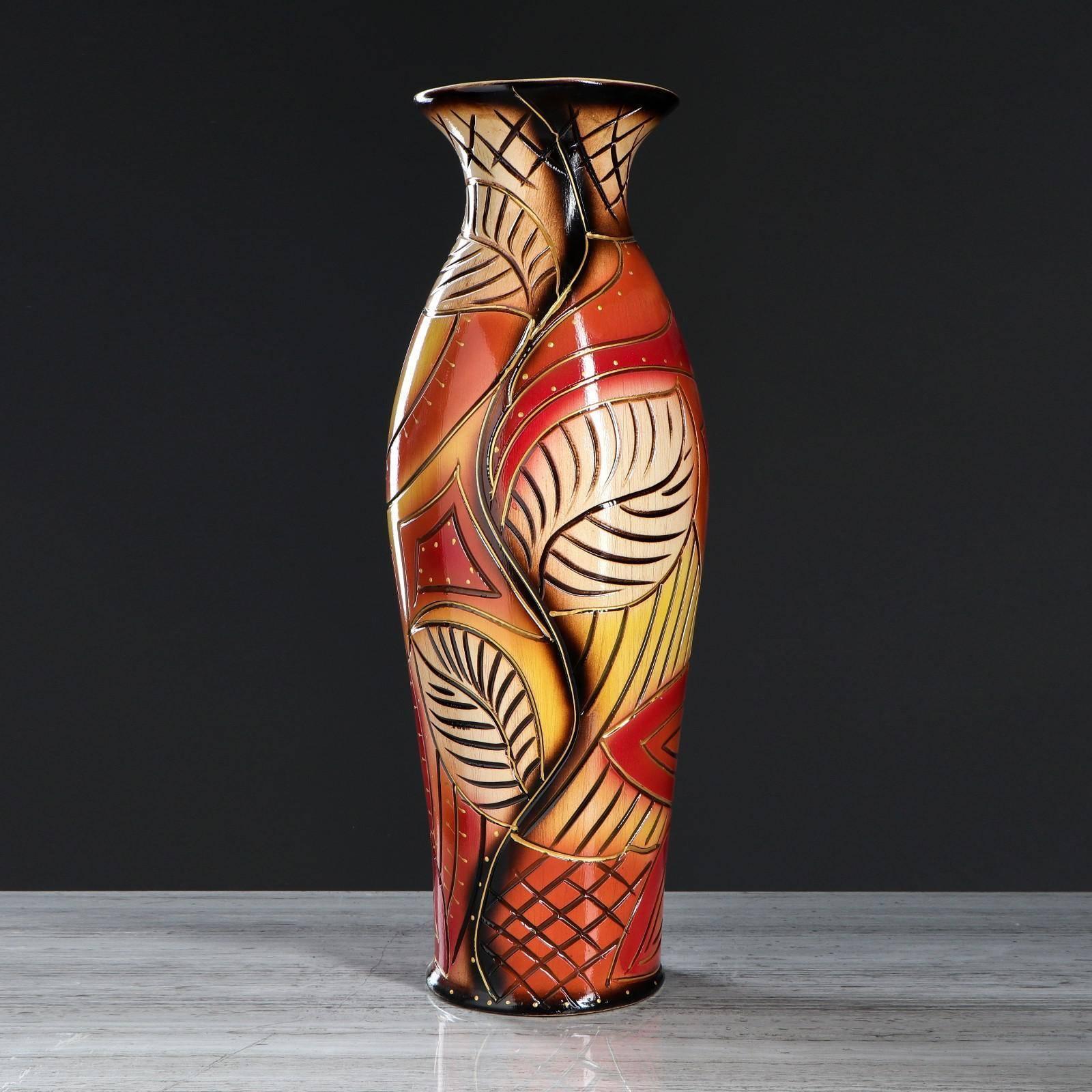 Вазы в интерьере: лучшие вдохновляющие идеи стильных и современных ваз (110 фото)