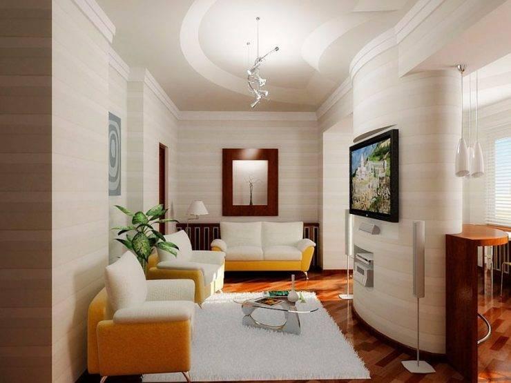 Интерьер гостиной в «хрущевке» (69 фото): дизайн зала площадью 18 метров, реальные примеры и советы по их воплощению, как обставить маленькую комнату
