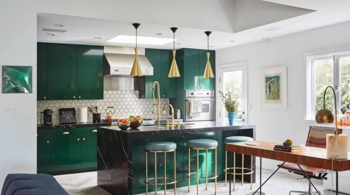 Кухонный остров в интерьере кухни – варианты дизайна и фото с примерами интерьеров