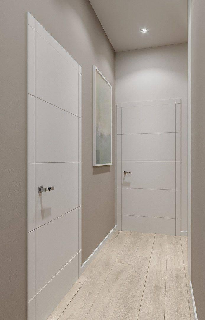 Белые двери в интерьере. фото, идеи, с какими цветами и стилями сочетается