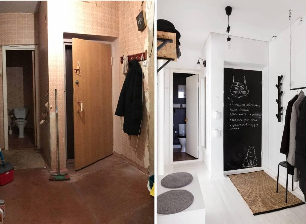 Оформление прихожей: идеи, стены, мебель, новинки, фото
