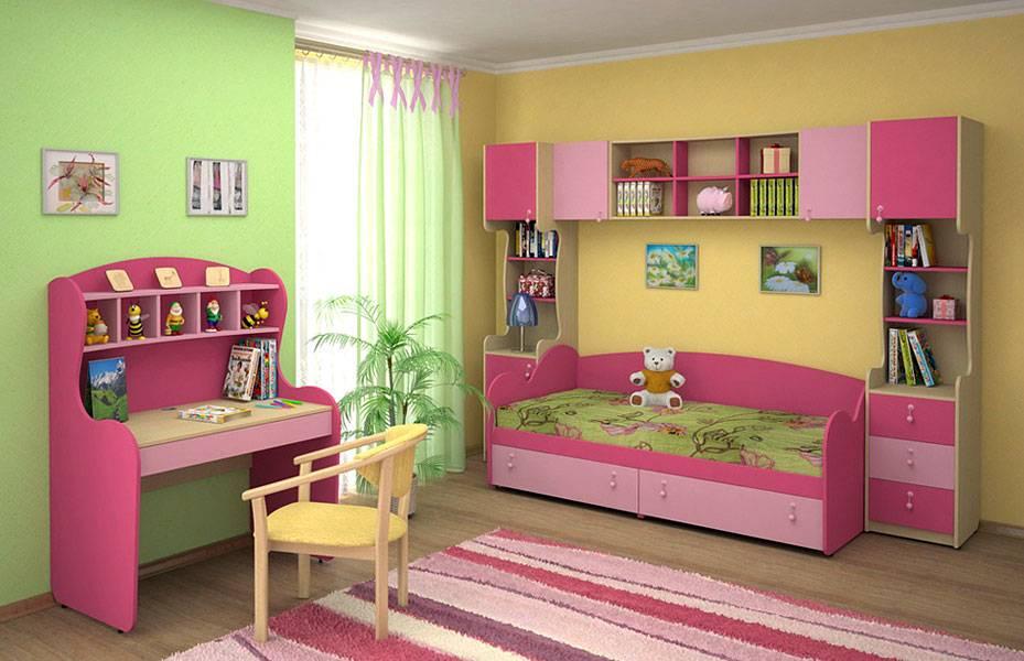Детская для подростка - дизайн интерьера в самых популярных стилях