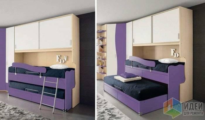 Детская 10 кв. м.: лучшие идеи создания уютных и стильных небольших детских комнат (110 фото)